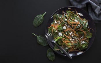 ใยอาหารจากผัก